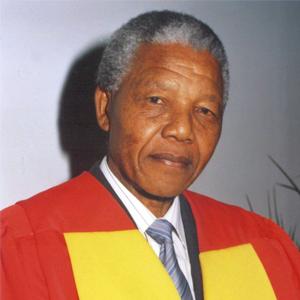 Past President Nelson Mandela