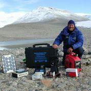 Antarctic Scientist