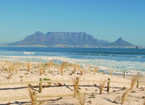 Iconic Table Mountain