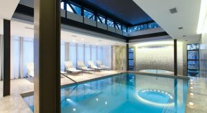 Pool at Valley Lodge