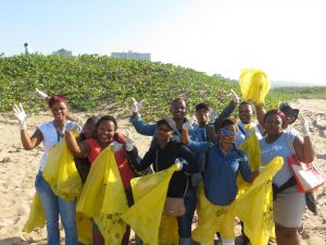 World Oceans Day Cleanup KZN 2016
