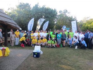 World Oceans Day launch and Cleanup 2016 group pic
